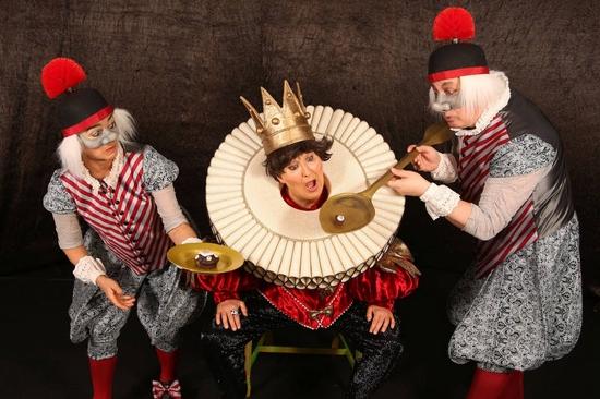 Murtalinfo Events Des Kaisers Neue Kleider Theatermarchen Fur Kinder Nachrichten Bilder Veranstaltungen Aus Dem Murtal