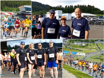 Murtal: Das war der 9. Sparkassen Businesslauf am Red Bull Ring
